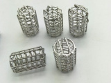 ChraCap, Japanese Basket Sinkers (USP Basket Sinkers alternative)